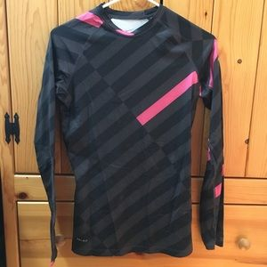 Nike Pro Combat thermal compression long sleeve